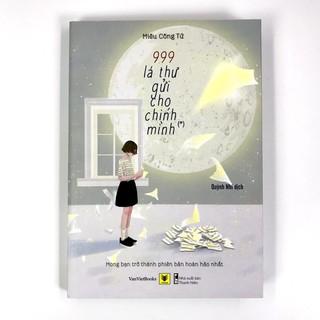 Hình ảnh Sách - 999 Lá Thư Gửi Cho Chính Mình - Mong Bạn Trở Thành Phiên Bản Hạnh Phúc Nhất (Bộ 2 quyển, lẻ tùy chọn)-1