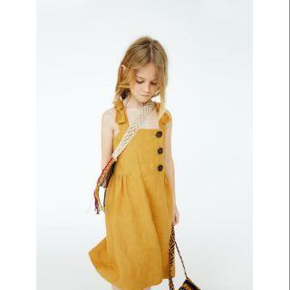 Váy Zara Girl Bé gái 5-14 tuổi
