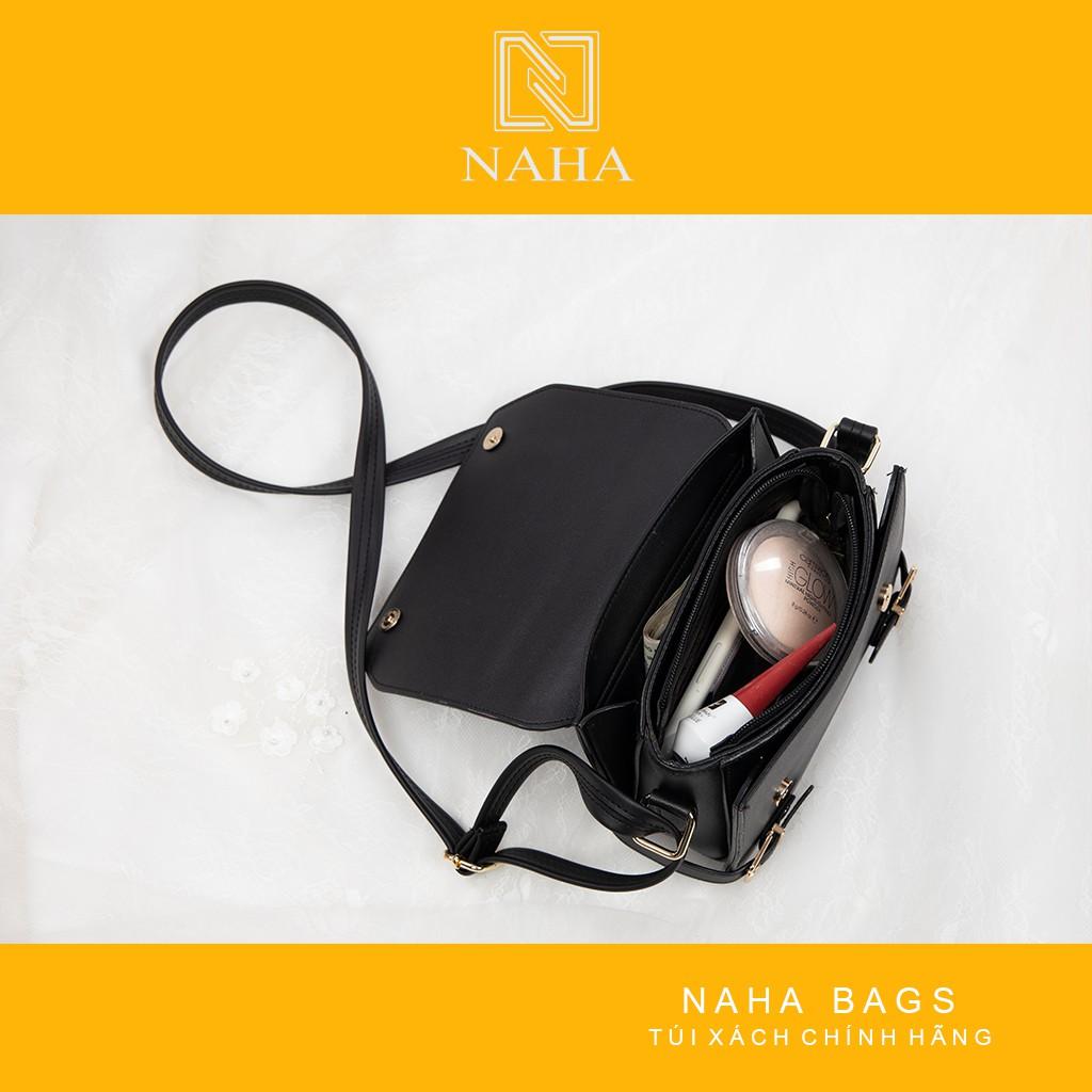 Túi Xách Nữ Đẹp Đeo Chéo Thời Trang NAHA NH023 - Hàng Chính Hãng Bảo Hành 12 Tháng