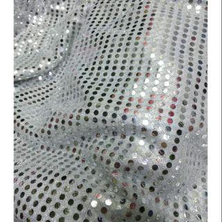 Vải Kim Sa trang trí