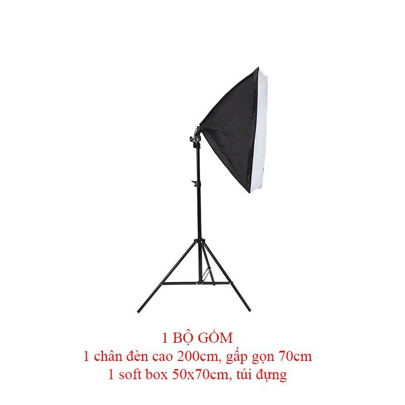 Bộ đèn studio chụp ảnh, quay phim, Livestream chuyên ngh