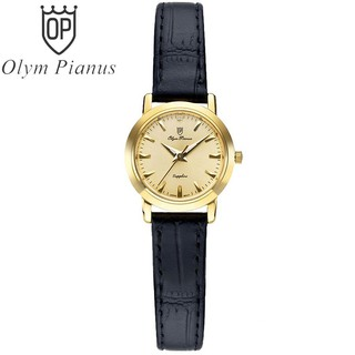 Đồng hồ nữ mặt kính sapphire Olym Pianus OP130-06 OP130-06LK-GL vàng thumbnail