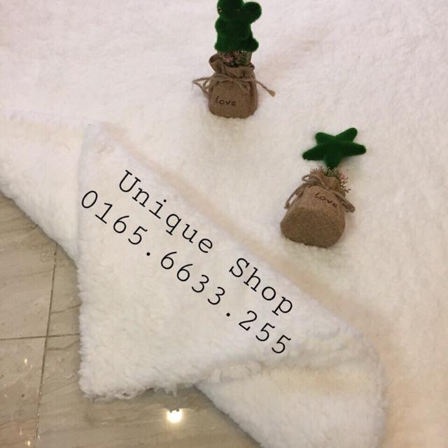 Thảm lông cừu trắng - chụp hình, chụp ảnh