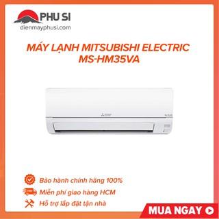 MIỄN PHÍ CÔNG LẮP ĐẶT_ MS-HM35VA - Máy lạnh Mitsubishi Electric MS-HM35VA, 1 chiều, 1.5 HP