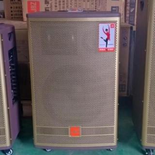 Loa kéo JBZ 1214 bass 30 kèm hai mic không dây