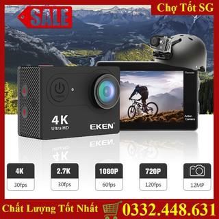 Camera Hành Tình Eken H9 H9R Ultra HD Wifi Quay Video 4K - Lắp Đặt Trên Ô Tô Xe Máy [Bảo Hành 1 Đổi 1] thumbnail
