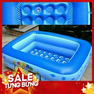 [CHÍNH HÃNG] Bể bơi 2 tầng đáy khí 120 x 95 x 35 cm _88 _ hàng nhập khẩu. – Siêu HOT