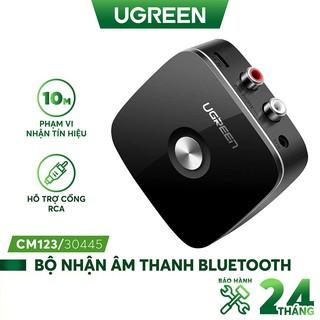 Bộ nhận âm thanh Bluetooth 5.0 đầu ra 3,5mm + 2 đầu RCA UGREEN 30445