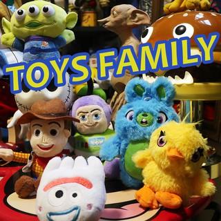 Thú Nhồi Bông Hình Nhân Vật Trong Toy Story Đáng Yêu