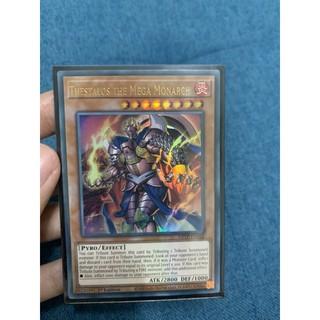Thestalos the Mega Monarch - GFTP-EN082 - Ultra Rare 1st Edition thumbnail