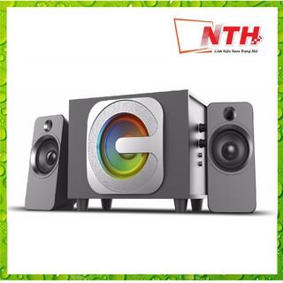 Loa 2.1 Bosston T3650-Bluetooth-Led RGB - AC 220V