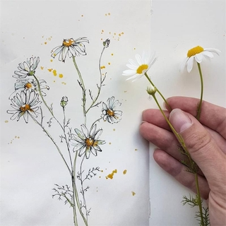 Mẫu Tem Sillicone Trong Suốt Họa Tiết Hoa Dùng Trang Trí Scrapbook thumbnail