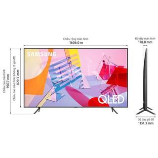 Smart Tivi QLED Samsung 4K 65 inch QA65Q65T