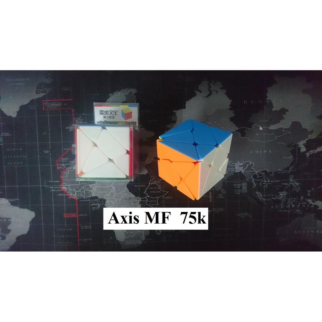 Biến thể Rubik. Axis Stickerless MF
