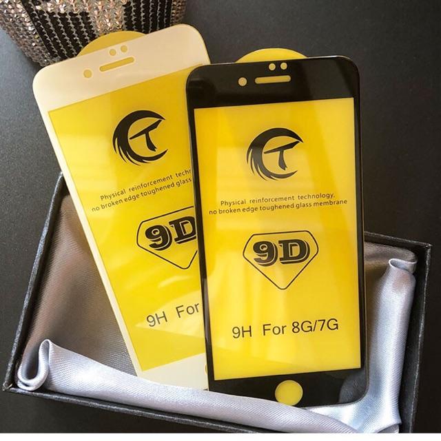 Cường lực 9D cho iPhone 6 6s 6 plus 7 8 7plus 8plus