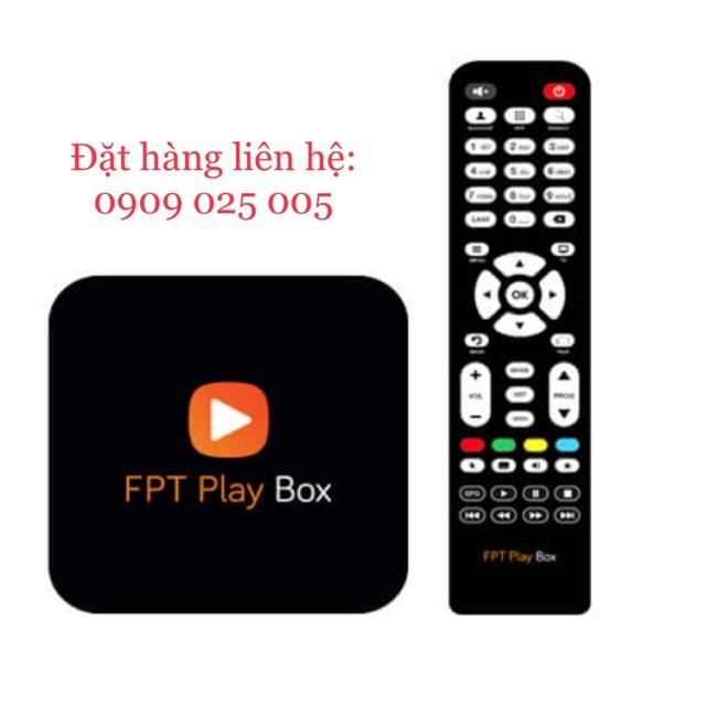 Box internet FPT - ram 3G