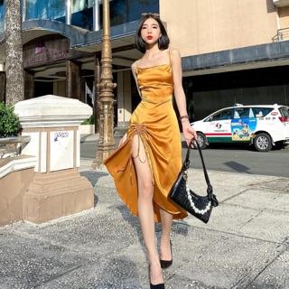 Váy maxi hai dây