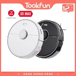 Robot hút bụi lau nhà Xiaomi Roborock Roborock S5 Max Quốc tê