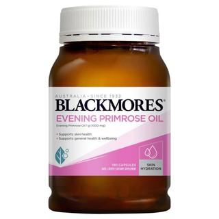 [HÀNG CHÍNH HÃNG] Tinh dầu hoa anh thảo Blackmores 190 viên của ÚC – Điều hòa nội tiết, làm đẹp da, tăng thụ thai