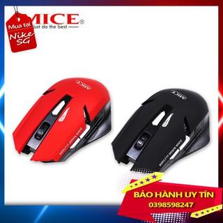 [ HOÀN XU] Chuột không dây máy tính Imice E1700 Pro hàng bảo hành chính hãng – siêu nhanh nhay, kiểu dáng hầm hố