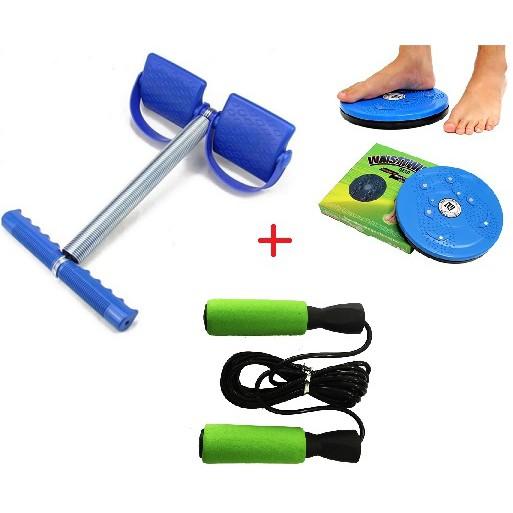 Combo bộ 3 dụng cụ tập thể dục tummy trimmer + đĩa xoay eo 360 độ + dây nhảy thể dục - 3128056 , 1272055680 , 322_1272055680 , 200000 , Combo-bo-3-dung-cu-tap-the-duc-tummy-trimmer-dia-xoay-eo-360-do-day-nhay-the-duc-322_1272055680 , shopee.vn , Combo bộ 3 dụng cụ tập thể dục tummy trimmer + đĩa xoay eo 360 độ + dây nhảy thể dục