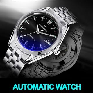 Hot trend 2020 [Siêu HOT ] Đồng hồ nam cơ tự động FNGEEN automatic, chống nước chống xước, có lịch ngày