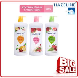 Sữa Tắm Dưỡng Da HAZELINE Chai 900g thumbnail