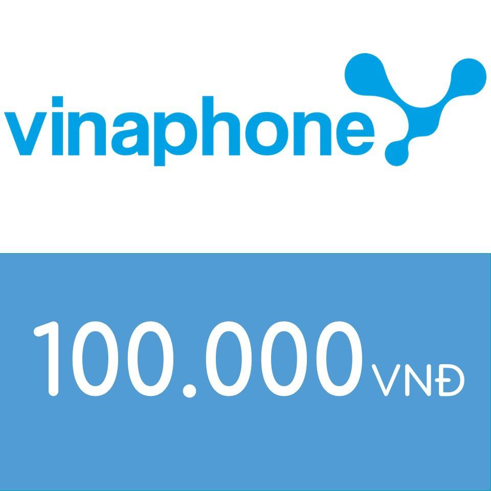 Nạp điện thoại Vinaphone 100K