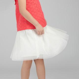 Chân váy ngắn BAA BABY phối lưới dáng xòe xinh xắn cho bé gái - GT-CV07N thumbnail