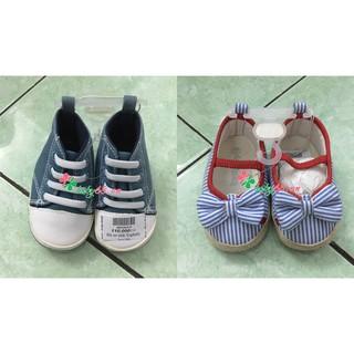 Giày bé trai và giày bé gái thumbnail