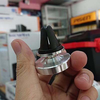 Giá đỡ điện thoại xe hơi HOCO CA47 (Hợp kim nhôm) gắn cửa gió điều hòa hàng chính hãng chất lượng cao siêu bền