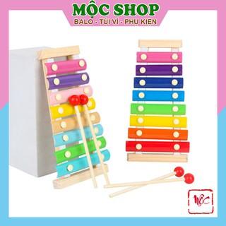 Đàn gỗ T rưng cho bé, đồ chơi âm nhạc Montestori gỗ cao cấp- 409 thumbnail
