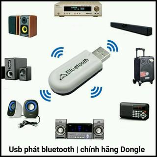 [Mã ELFLASH5 giảm 20K đơn 50K] Usb bluetooth 4.0 Dongle HJX 001 USB BIẾN LOA THƯỜNG THÀNH LOA BLUETOOTH