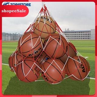 [ Hàng Hot ] Túi lưới cỡ lớn bện sợi đựng quả bóng chuyền tiện lợi thumbnail