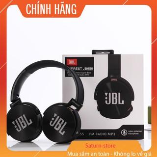 Tai nghe chụp tai không dây Bluetooth JBL 950 cao cấp sản phẩm lọt Top 3 tốt nhất tai nghe thế giới