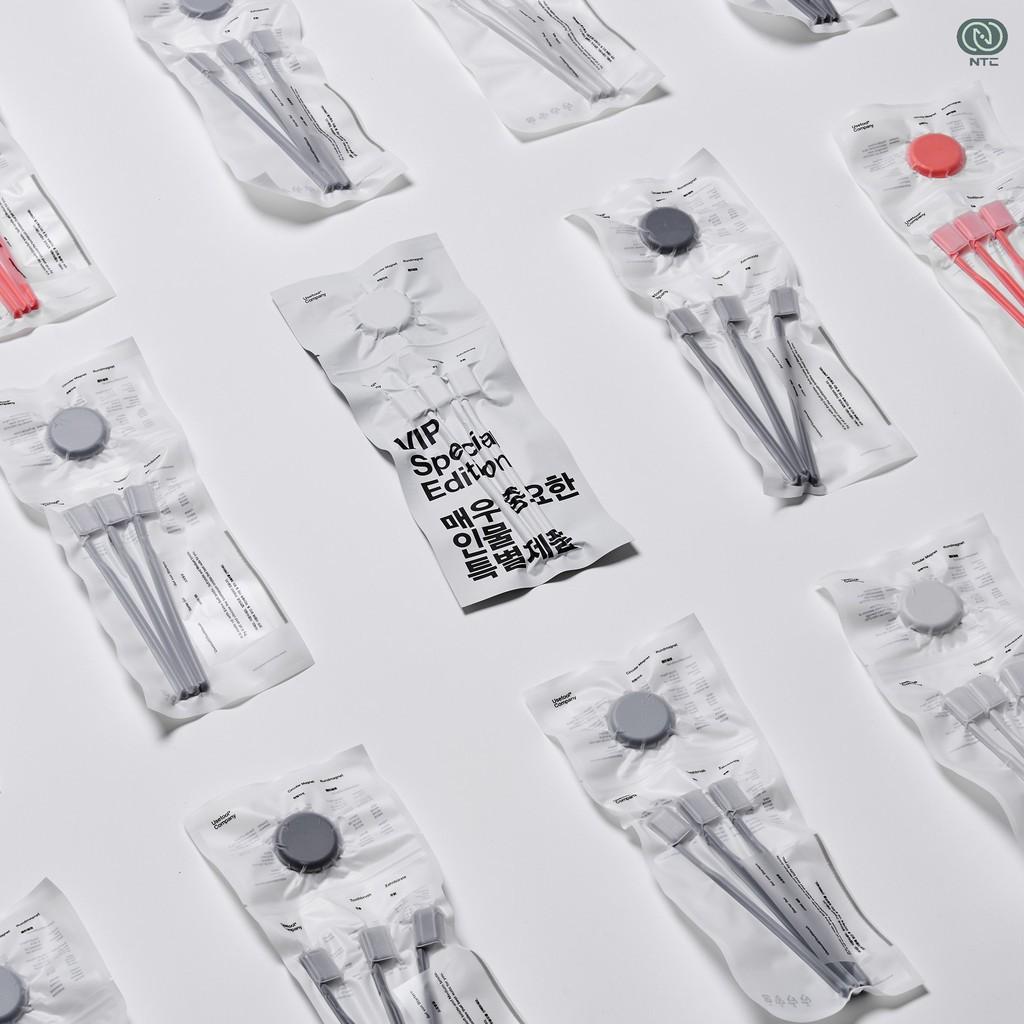 Combo 3 bàn chải cao cấp Usetool@Company (Hàng nội địa Hàn Quốc) (Tặng kèm nam châm) - CORAL SHOP