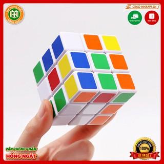 Rubik 3x3 đồ chơi trẻ em dùng làm quà tặng trong học tập giúp cho bé thông minh sáng tạo phát triển trí tuệ thumbnail
