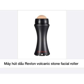 Cây lăn hút dầu, bã nhờn, thanh lăn dầu, massage mặt bằng Đá núi lửa REVLON thumbnail