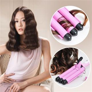(Hàng chuẩn) Máy uốn tóc gợn sóng Hàn Quốc (ẢNH THẬT 100%) thumbnail