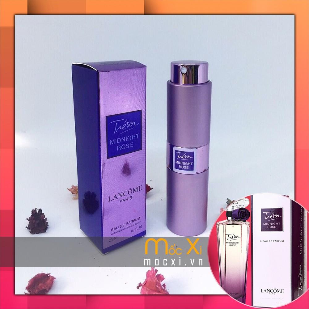 [Mocxi] nước hoa nữ TRESOR MIDNIGHT ROSE - Nước hoa nữ LANCÔME  thơm lâu ngọt