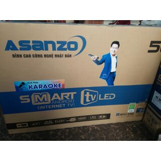 smart ti vi Asanzo 50 inch- 50AS800N