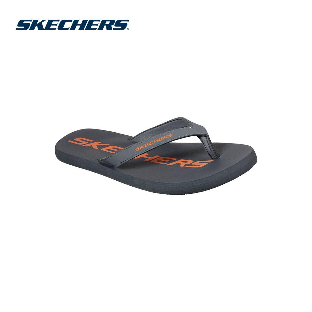 [Mã MABRVP7 giảm 10% tối đa 100K đơn 500k] Skechers Nam Xăng Đan Courtwald Sport Casual - 8790063-GRY