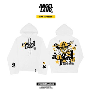 Áo hoodie Angel-Land chính hãng Star Sky-trắng thumbnail