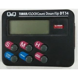 Đồng hồ hẹn giờ Q&Q DT-34