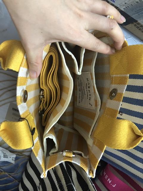 Túi vải canvas Hàn Quốc