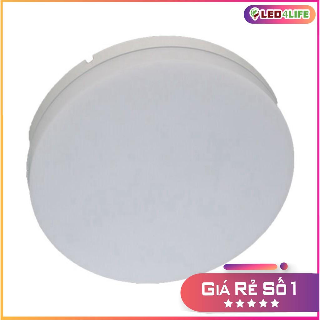 Đèn LED ốp trần đổi màu Rạng Đông LN12L ĐM 220/18W - Đường kính 220mm
