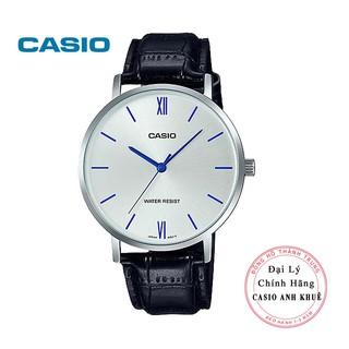 Đồng hồ nam Casio MTP-VT01L-7B1UDF dây da