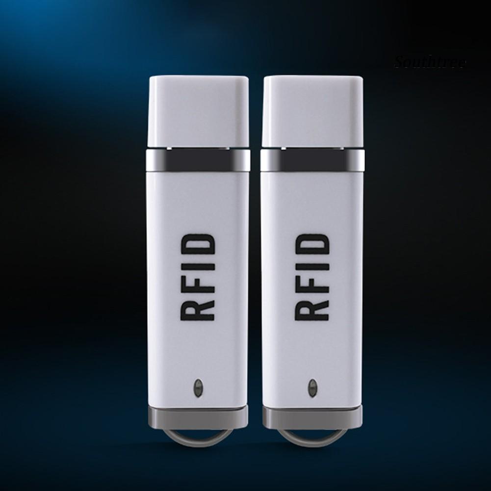 【Ready stock】125KHz Proximity Sensor ID Card USB RFID Reader for Android Windows XP/7/10