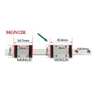 Block con trượt MGN12C, MGN12H thumbnail