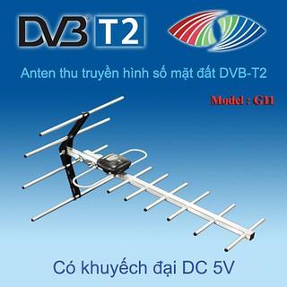 Yêu ThíchAnten Tivi Kỹ Thuật Số DVB T2 Model G11
